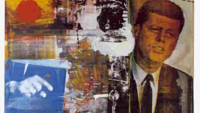 Rauschenberg at Tate: In pictures