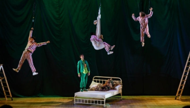 This winter at the National Theatre: Peter Pan