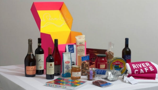 Foodie gift guide: London hampers and Christmas culinary presents
