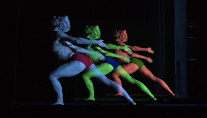 Wayne McGregor Tree of Codes ballet Sadler's Wells