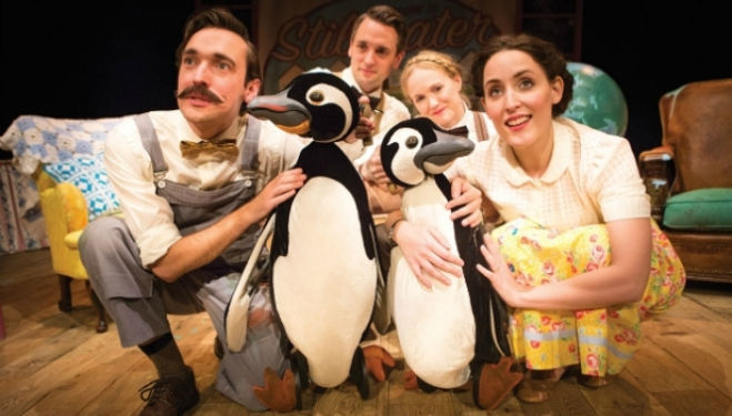 Mr Popper's Penguins, Criterion Theatre Piccadilly