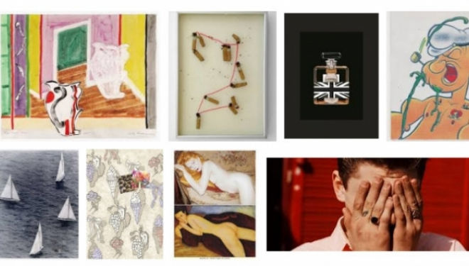 Gifts for London Culture lovers: ICA limited edition prints