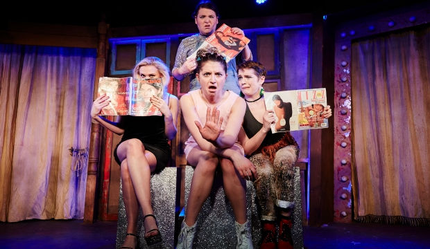 Pop musical comedy '2 Become 1', the Kings Head Theatre