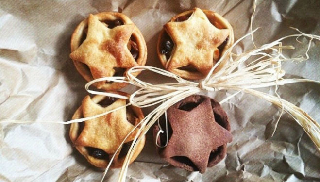 Virtuous sugar-free mince pie recipe