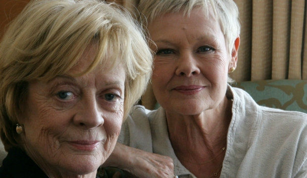 Maggie Smith & Judi Dench London talk