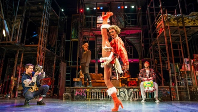 Rent, St James Theatre review