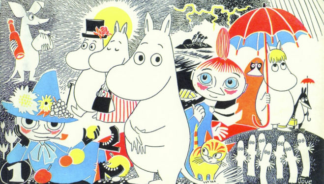 We review Adventures in Moominland, Southbank Centre
