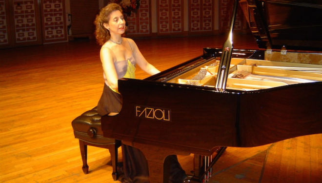 Claudia Pritchard considers the player's special relationship with the composer – and her piano