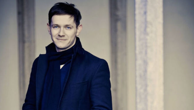Counter-tenor Iestyn Davies is one of the sought-after singers performing at Middle Temple Hall