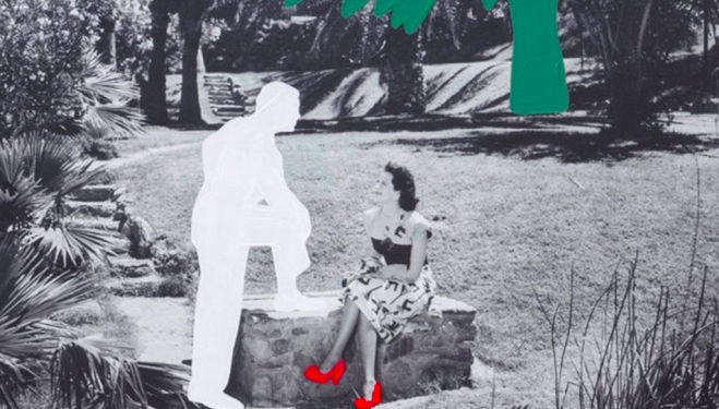 John Baldessari at Marian Goodman © The Artist and Marian Goodman