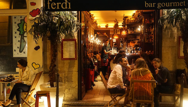 Celebrity favourite Ferdi opens London branch