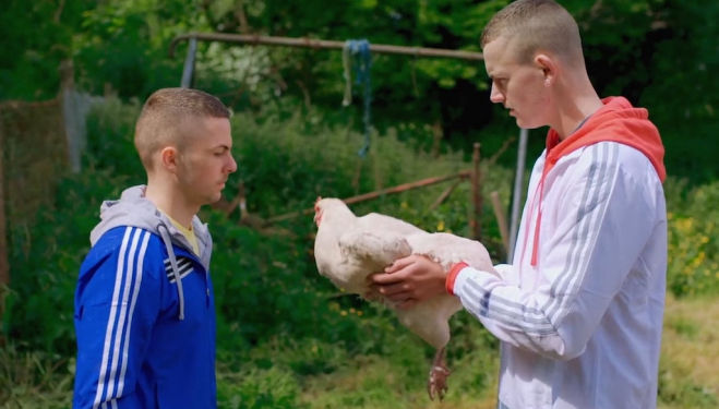 We review likeable knockabout comedy The Young Offenders