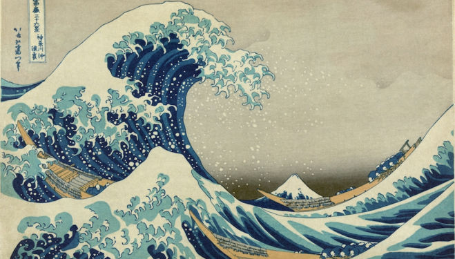 Review: Hokusai: beyond the Great Wave, British Museum