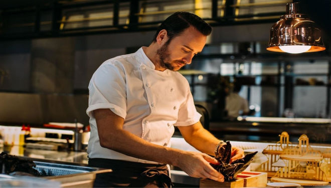 Jason Atherton is launching his first Italian restaurant in London