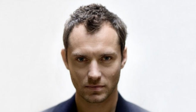 Celebrities London Theatre: Jude Law, Obsession at the Barbican