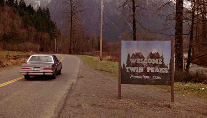 Twin Peaks, UK airing, Sky Atlantic