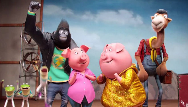 Family film favourite: Sing  review