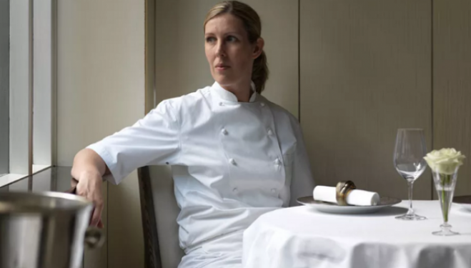 Clare Smyth wins World's 50 Best Female Chef 2018