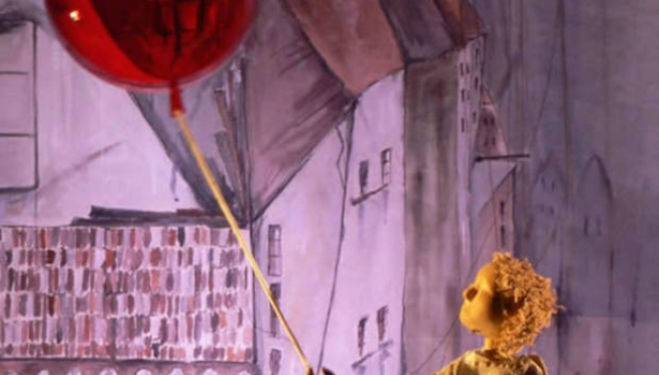The Red Balloon, Puppet Theatre Barge