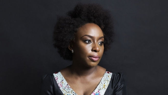 Chimamanda Negozi Adichie via The Wall Street Journal