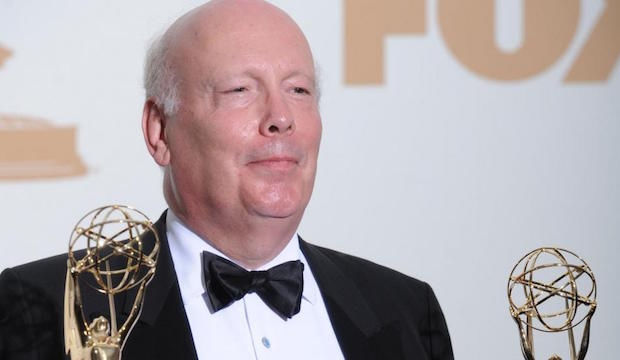 Julian Fellowes, created and writer of Downton Abbey via Indie Wire