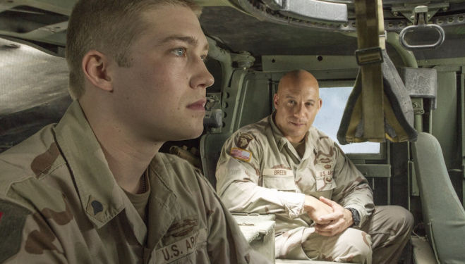 Joe Alwyn, Vin Diesel – Billy Lynn's Long Halftime Walk, Ang Lee new movie 2017