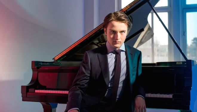 17 March: Trifonov plays Tchaikovsky, Royal Festival Hall