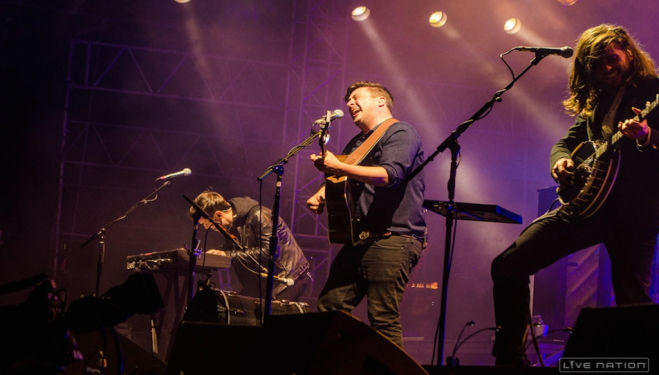 Mumford & Sons, Daughter and Fat White Family for The Felix Project