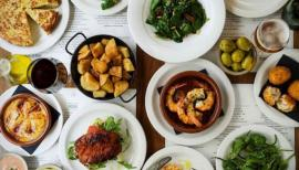 London's Best Tapas Restaurants: Morada Brindisa Asador Tapas