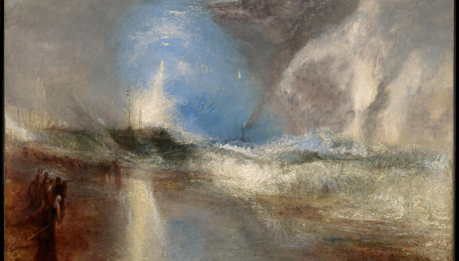 Turner And The Sea National Maritime Museum Culture Whisper