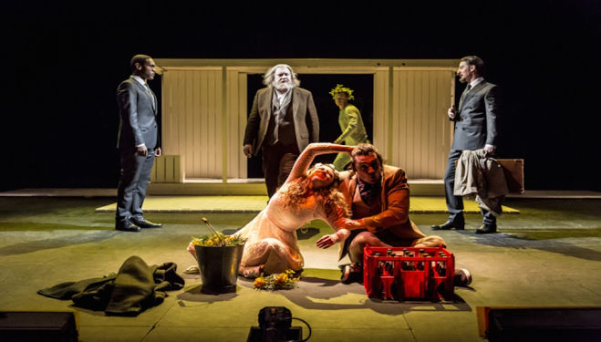 Cheek by Jowl's The Winter's Tale, Barbican Centre