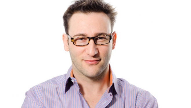 An Evening Talk with TED Sensation Simon Sinek