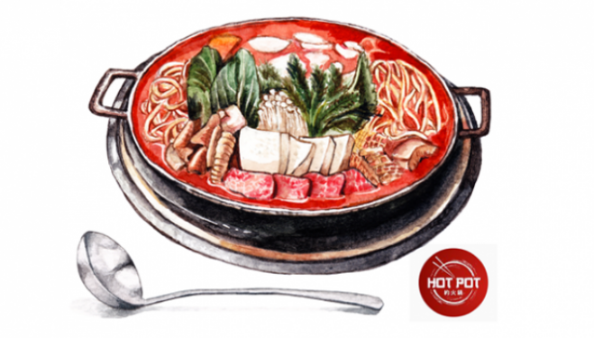 Hot Pot restaurant, Chinatown