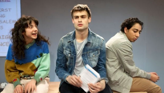 Speech & Debate, Trafalgar Studios review