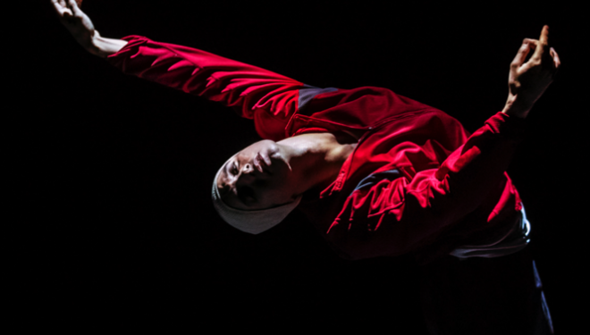 Maliphantworks Afterlight Dancer Daniel Proietto photo Johan Persson