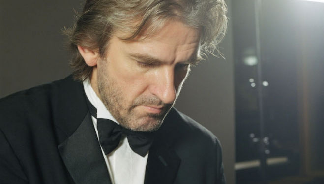 Belfast-born pianist Barry Douglas is one of the world's most sought-after soloists. Photograph: Mark Harrison