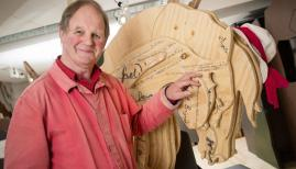 Michael Morpurgo exhibition: A Lifetime in Stories, V&A Museum of Childhood exhibitions 2017