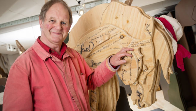 Michael Morpurgo: A Lifetime in Stories, V&A Museum of Childhood