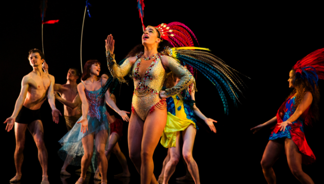 Voices of the Amazon, Sadler's Wells