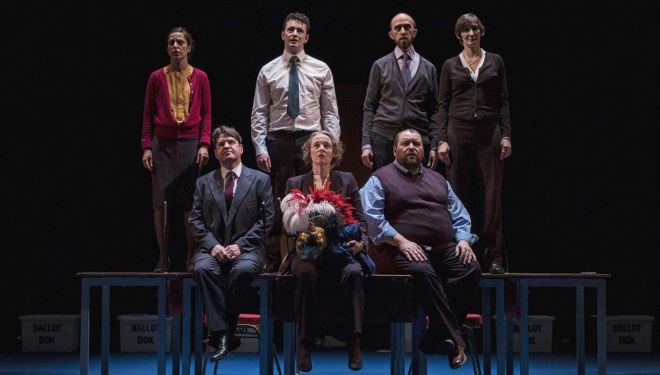 Brexit on stage: My Country review