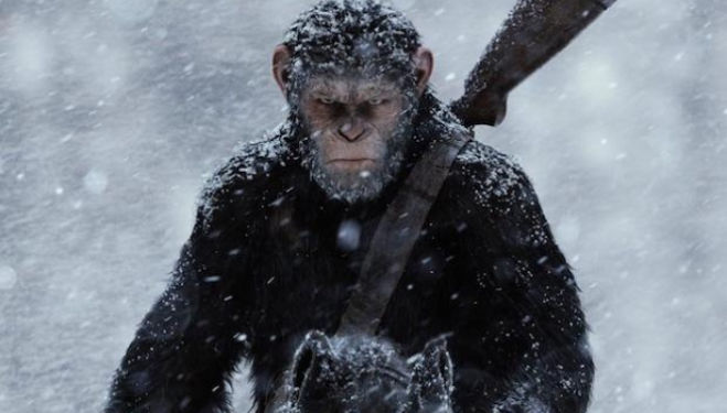 War for the Planet of the Apes film review [STAR:5]