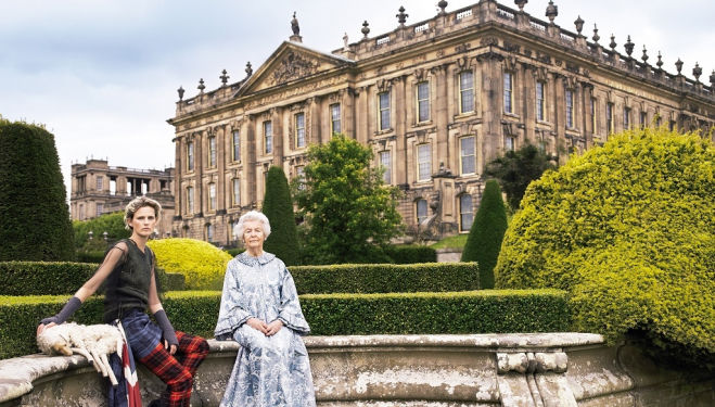 V&A talk – House Style: Five Centuries of Fashion at Chatsworth