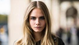 Supermodel-turned-actress-turned-author Cara Delevingne