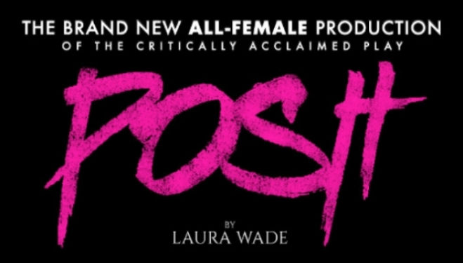 All-female cast brings Laura Wade's Posh to the Pleasance Theatre