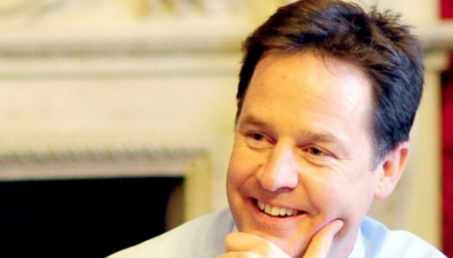 Brexit, Trump and the new populist politics: talk by Nick Clegg
