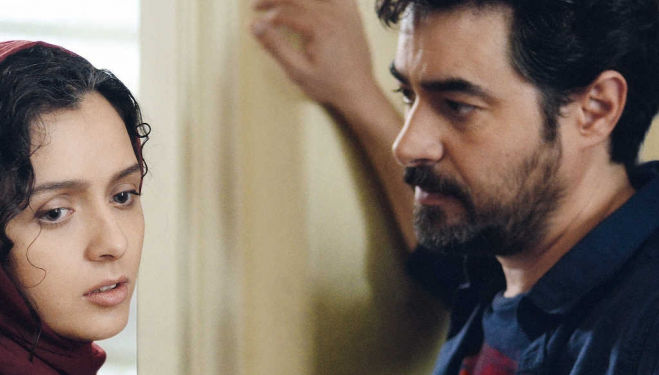 We review Oscar-winning film The Salesman