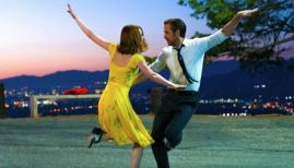 La La Land will be screened at Regent's Park Open Air Theatre on 27 August 2017