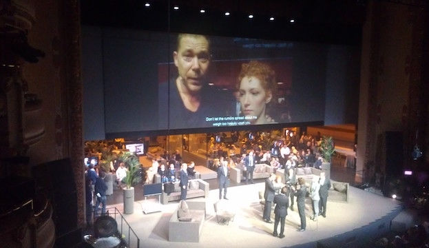 Ivo van Hove's Roman Tragedies review