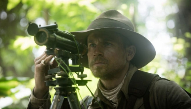 Explorer: Charlie Hunnam as Percy Fawcett. Photo: Aidan Monaghan