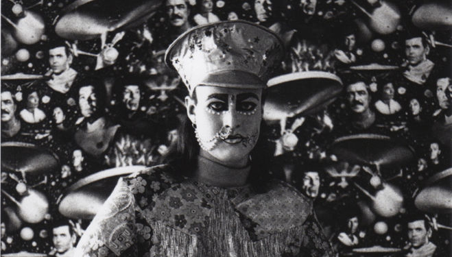 Leigh Bowery. Photo: David Gwinnutt